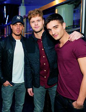 Max, Jay, Tom