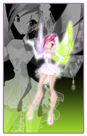 "Tecna ""Wedding"" Enchantix~"