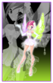 "Tecna ""Wedding"" Enchantix~ - the-winx-club fan art"