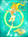 Winx in Transformation: Magic Winx (Stella) - the-winx-club fan art