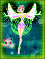 Winx in Transformation: Enchantix (Tecna) - the-winx-club fan art
