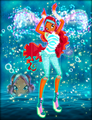 Winx in Transformation: Believix (Layla)