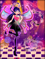Winx in Transformation: Believix (Musa) - the-winx-club fan art