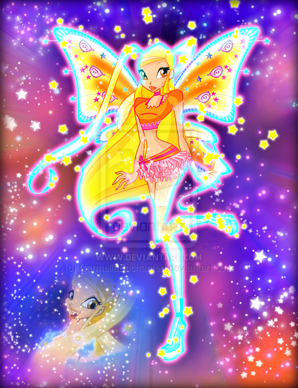 Winx in Transformation: Believix (Stella)