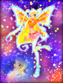 Winx in Transformation: Believix (Stella) - the-winx-club fan art
