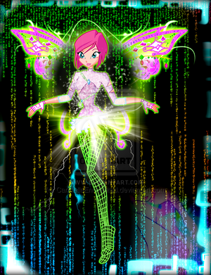 Winx in Transformation: Believix (Tecna)