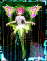 Winx in Transformation: Believix (Tecna) - the-winx-club fan art