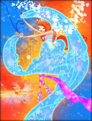 Winx in Transformation: Harmonix (Bloom)