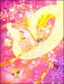 Winx in Transformation: Harmonix (Stella) - the-winx-club fan art