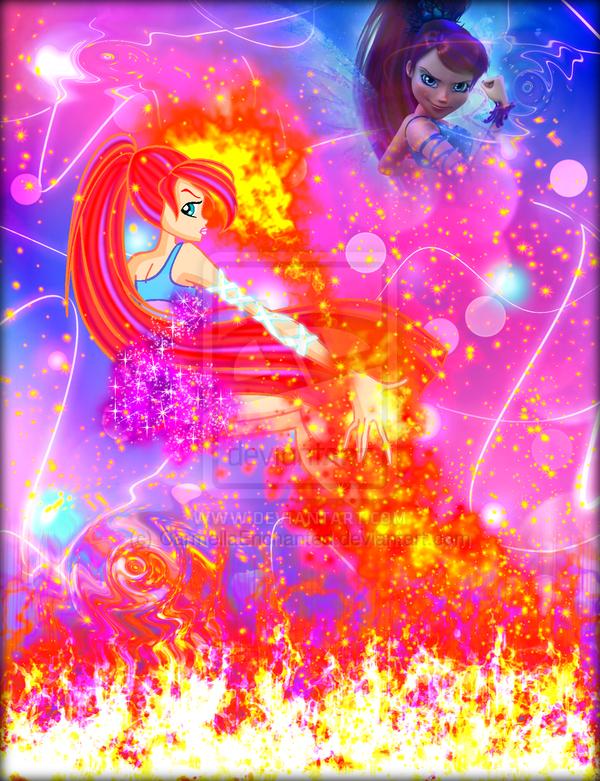 Winx in Transformation: Sirenix (Bloom)