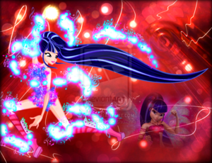 Winx in Transformation: Sirenix (Musa)