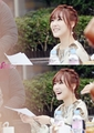 Lotte Fansign-Tiffany - tiffany-hwang photo