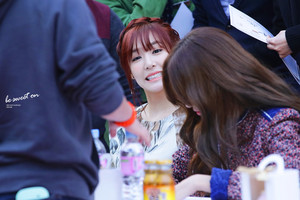 Lotte Fansign-Tiffany