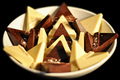 Toblerone - chocolate photo