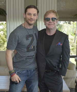 Tom Hardy to étoile, star in Elton John Biopic 'Rocketman'
