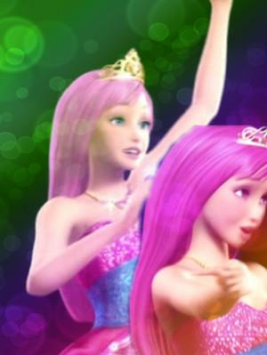 Tori's गुलाबी Popstar Dress