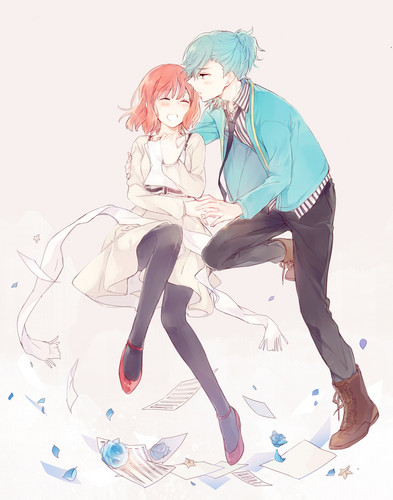 Uta no prince sama ai and haruka