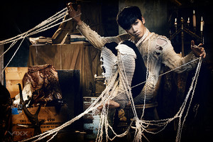 Hyuk 'VOODOO' Teaser Picture