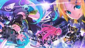 Vocaloid the Anti world