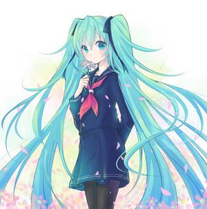 School Girl Miku