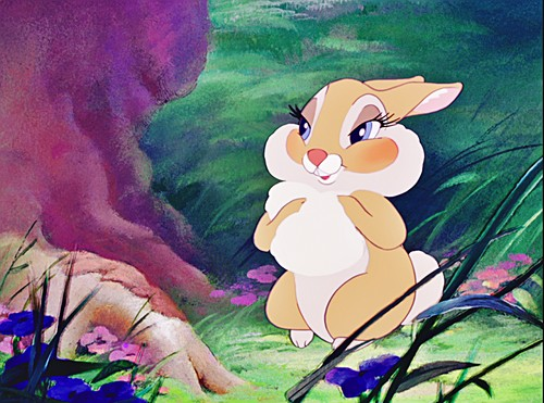 Walt Disney Characters wallpaper titled Walt Disney Screencaps - Miss Bunny
