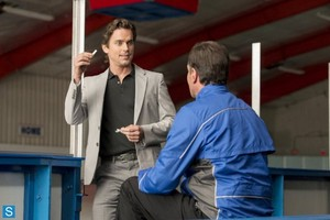 White Collar - Episode 5.06 - Ice Breaker - Promo Pics