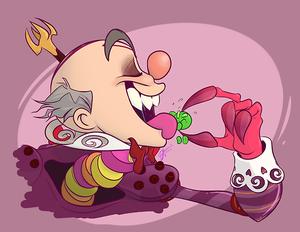 King Candybug