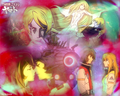 Yamato Love - space-battleship-yamato wallpaper