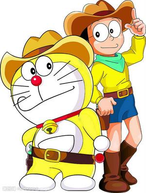 Yellow Doraemon!