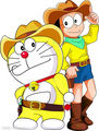 Yellow Doraemon!