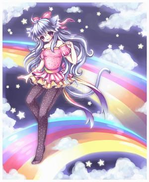 Little Nyan Cat