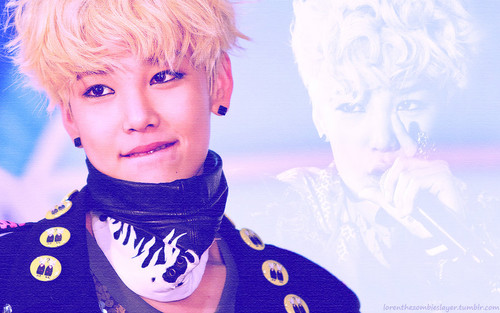 Zelo wallpaper titled ♥ Junhong! ♥