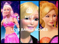 barbie - barbie-movies fan art