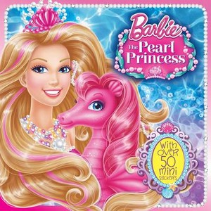 Barbie the pearl princess Bücher