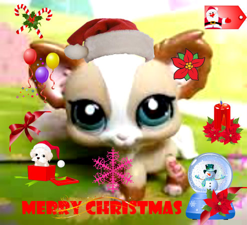 The LPS Club images christmas wallpaper and background photos ...