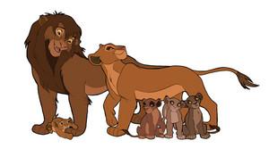 chumvi's family