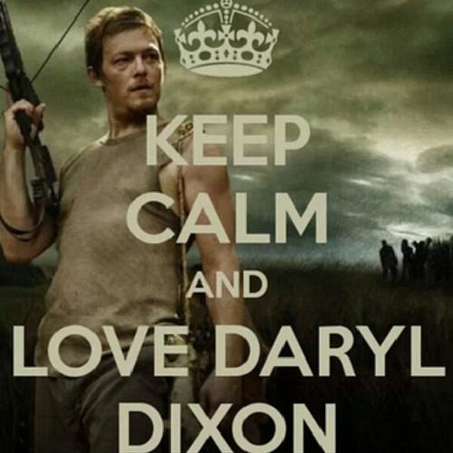 The Walking Dead Wallpaper Called Daryl Dixon 3