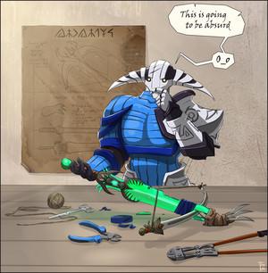 dota2 comic