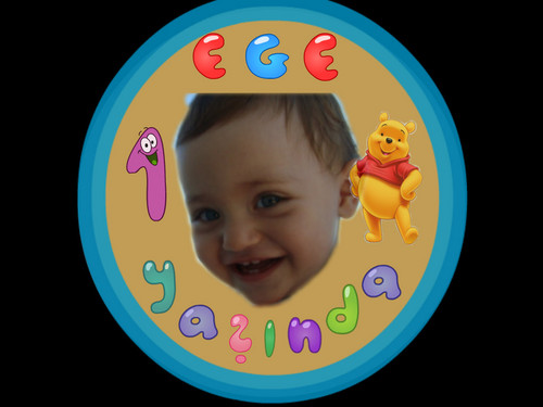 Winnie the Pooh wolpeyper titled ege1