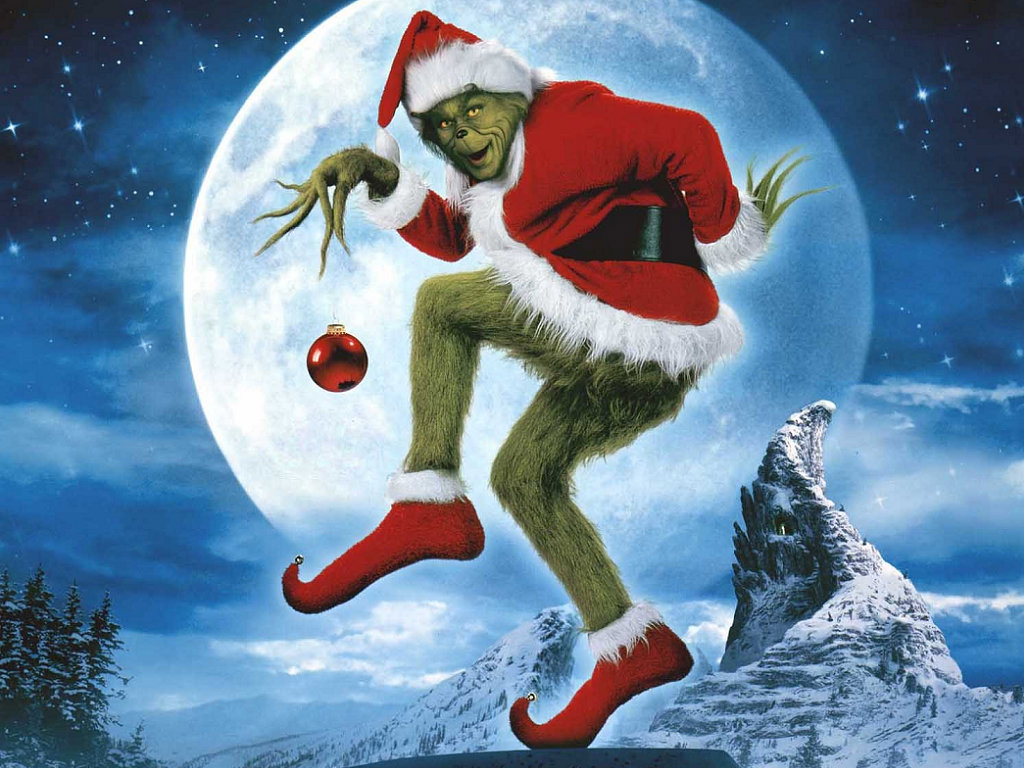 How The Grinch Stole Christmas images grinch HD wallpaper ...