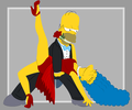 homer - homer-simpson fan art
