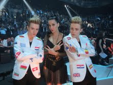 jedward and Katy