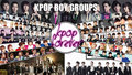 Kpop boy groups