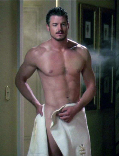 Eric Dane 壁紙 probably containing a 大きな塊, ハンク and skin titled mark sloan