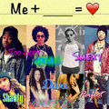 mb and divas  me - mindless-behavior fan art
