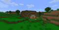 minecraft hobbit hole - minecraft photo