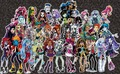 monster high gang - monster-high photo