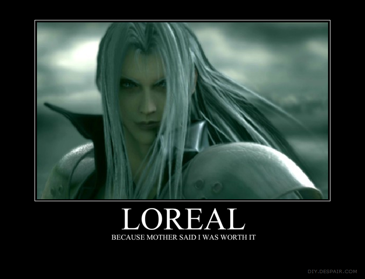 Sephiroth Awesome Till The End Images Sephy Meme Hd