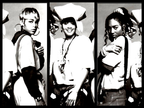 TLC (Music) wallpaper probably with a fedora and a dress hat titled tlc