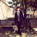 "Minzy's Instagram Update: ""It's cold outside. Take care and don't catch a cold!"" (131110) - 2ne1 photo"